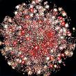 Фейерверк - салют РС7540 / РС784 Цветопредставление (1