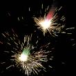 Летающий вращающийся фейерверк РС1420 / РС142 Волшебный мотылек