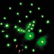 Фейерверк - салют РС6510 / РС625 Озеро Рица (0,8
