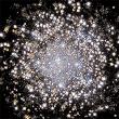 Фейерверк - салют РС6660 / РС663  Ванильное небо (0,8