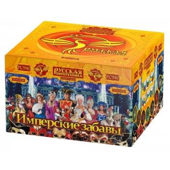 Фейерверк - салют РС940 Имперские забавы (1,8