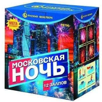 Фейерверк - салют  Р8790 Московская ночь (3