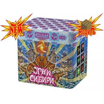 Фейерверк - салют ТС851 Огни Сибири (1,2