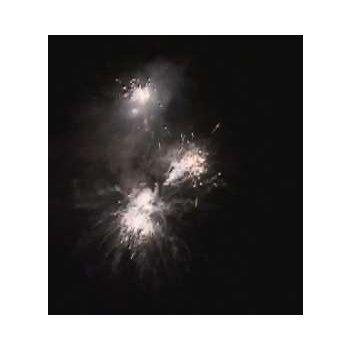 Фейерверк - салют РС628 Веселый снеговик (0,8