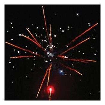 Фейерверк - салют РС640 Бриллиантовый блеск (0,8