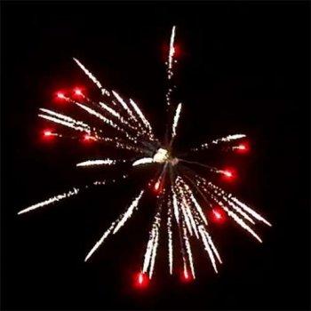 Фейерверк - салют ТС742 С Новым годом! (1