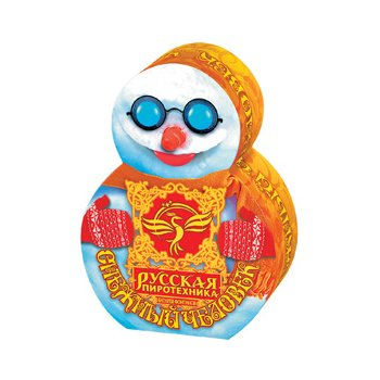 Фонтан РС4350 / РС484 Снежный человек