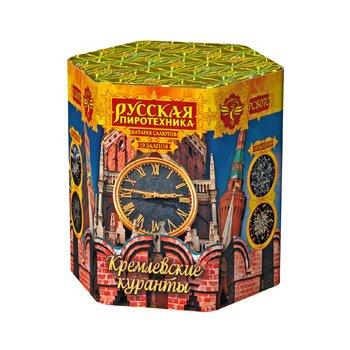 Фейерверк - салют РС8070 / РС807 Кремлевские куранты (1,2