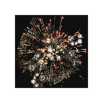 Фейерверк - салют РС8630 / РС863 Куршавель (1,2