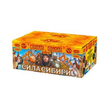 Фейерверк - салют РС8906 / РС892 Сила Сибири (1,2