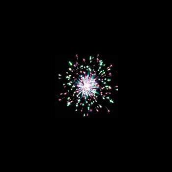 Фейерверк - салют  РС7230 Марш Мендельсона (1