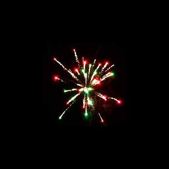 Фейерверк - салют РС7110 / РС716 Зимний праздник (1
