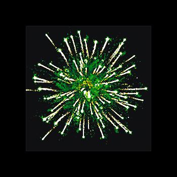Фейерверк - салют РС8100 / РС810 С Новым годом! (1,2