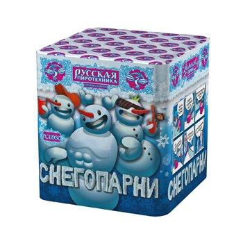 Фейерверк - салют РС6930 / ТС643 Снегопарни (0,8