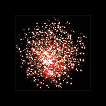 Фейерверк - салют РС9530 / РС953 КПСС (Красивый Пафосный Стильный Салют) (1,5