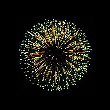 Фейерверк - салют РС623 Гламур и богема (0,8