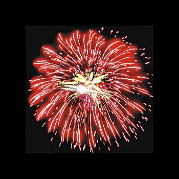 Фейерверк - салют РС8450 / РС845 Рог изобилия (1,2