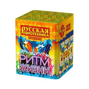 Фейерверк - салют РС6310 / РС605  Ритм жизни (0,8