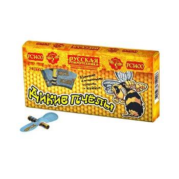 Летающий вращающийся фейерверк РС1400 / РС140 Дикие пчелы