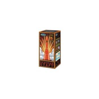 Фейерверк - салют Р7563 Красный старт (1,25