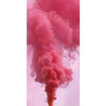 Р1750 Факел дымовой с чекой красный