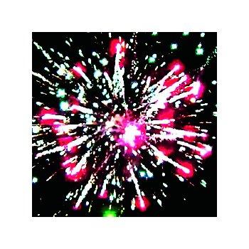 Фейерверк - салют  Р7519 Позитифф (1
