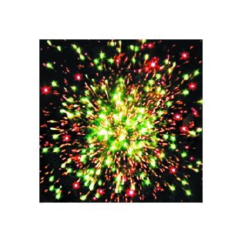 Фейерверк - салют Р7281 Крендель (0,8