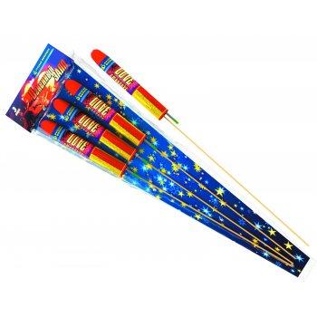 Ракеты Р2560 Огненный залп