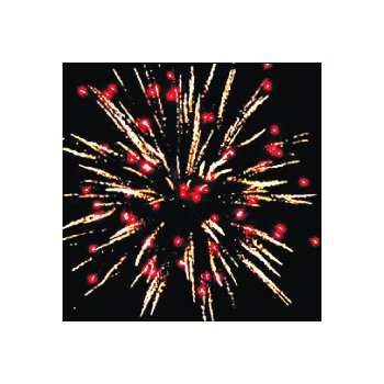 Римские свечи Р5516 Барракуда