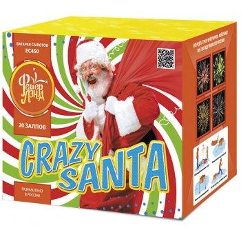Фейерверк - салют  ЕС450 Crazy Санта (1,0